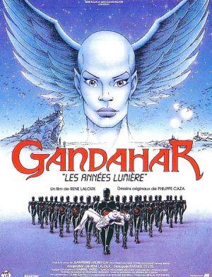 Gandahar-poster