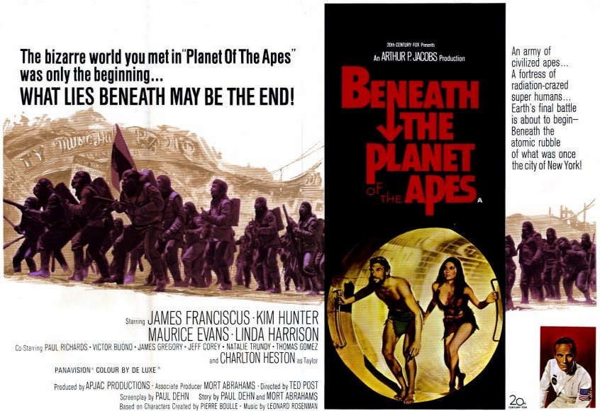Planet of the Apes Fra...