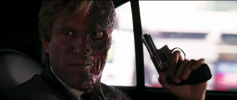 Dark Knight Two-Face