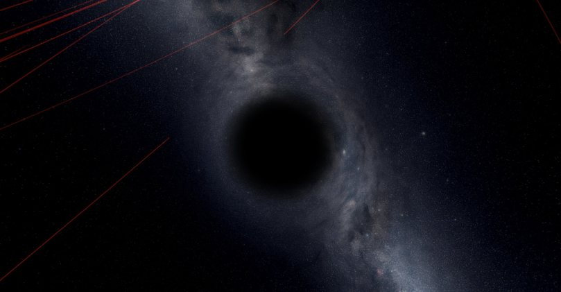 Super Massive Blackhole